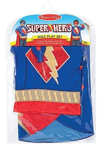 Melissa and Doug Super Hero Role Play Set-4625