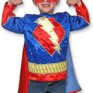 Melissa and Doug Super Hero Role Play Set-0