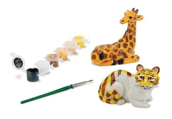 Melissa and Doug Zoo Figurines-4988