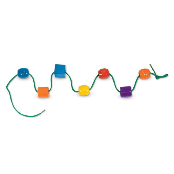 Melissa and Doug Primary Lacing Beads-4348