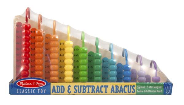Melissa and Doug Add & Subtract Abacus-4894