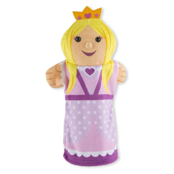 Melissa and Doug Palace Pals Hand Puppets-4870