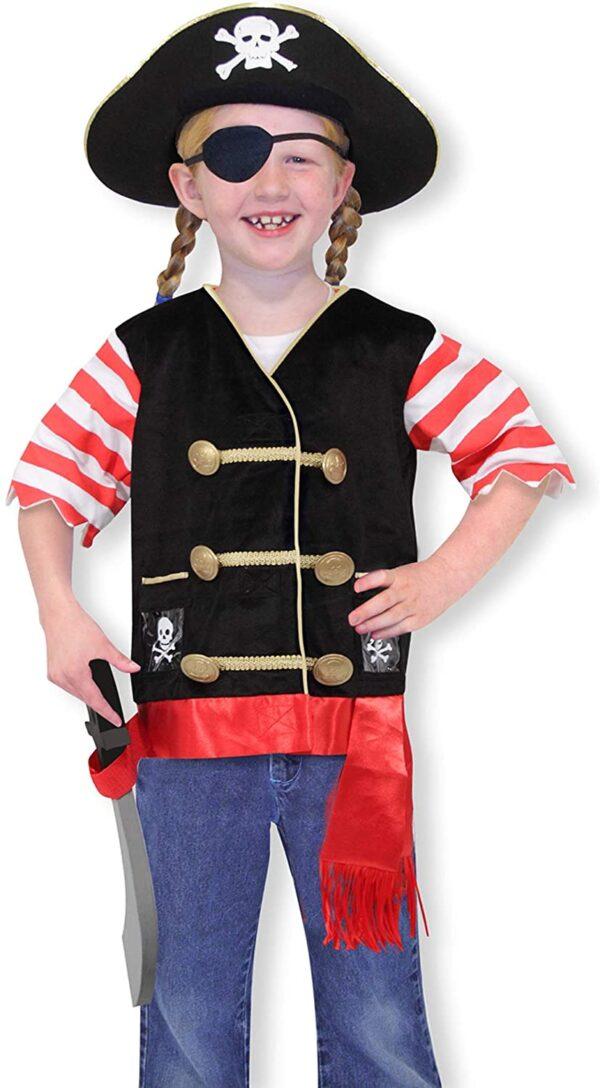 Melissa and Doug Pirate Role Play Set