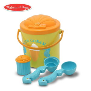 Melissa and Doug Seaside Sand Ice Cream Set-0