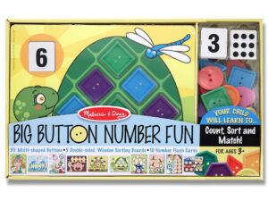 Melissa and Doug Big Button Number Fun-0
