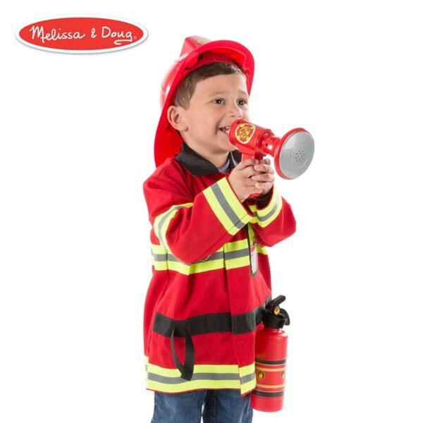Melissa and Doug Fire Chief Role Play Set-4628
