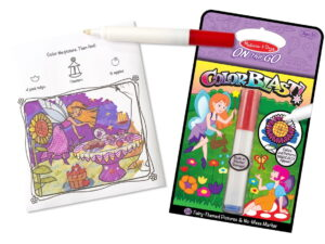 Melissa and doug Colour Blast! Book-0