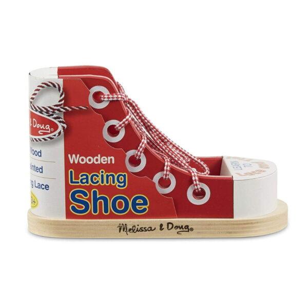 Melissa and Doug Lacing Shoe-4484