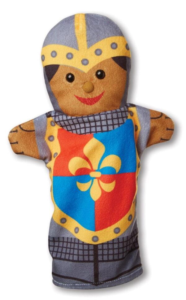Melissa and Doug Bold Buddies Hand Puppets-4886