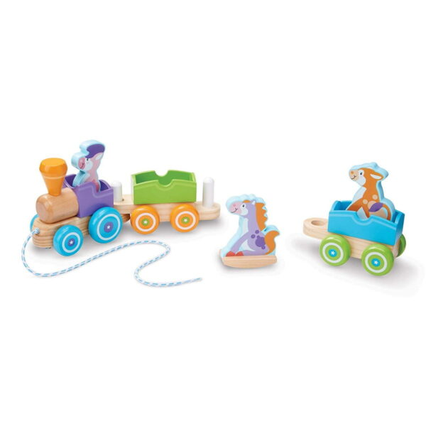 Melissa and Doug First Play Train-4620