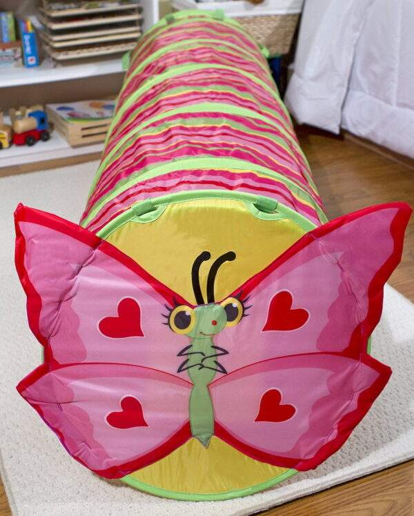 Melissa and Doug Butterfly Tunnel-4708