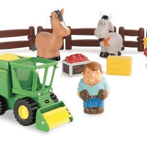 Tomy Toys John Harvest Playset-0