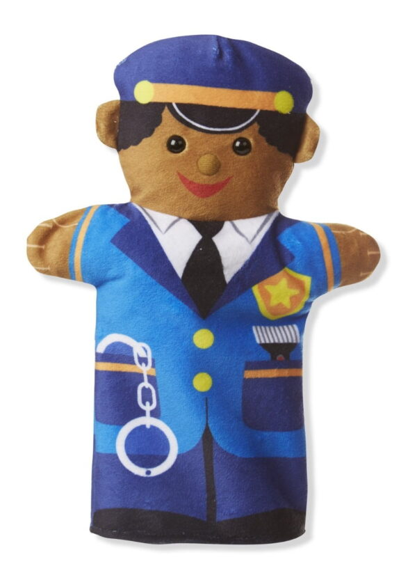 Melissa and Doug Jolly Helpers Hand Puppets-4879