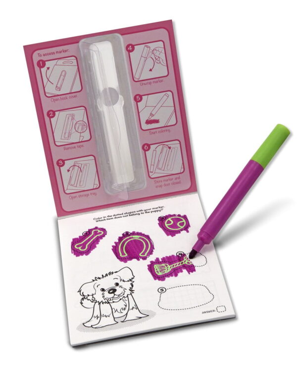Melissa and doug Surprize Ink Book-4253