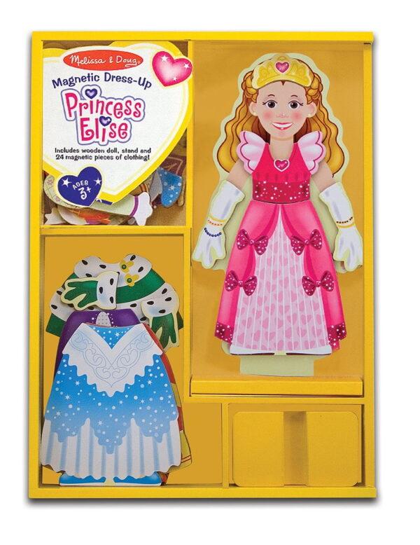 Melissa and Doug Princess Elise Magnet Dress up-4513