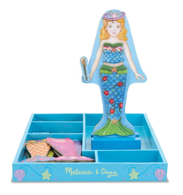Melissa and Doug Pets Waverly Mermaid Magnetic Dress-4787