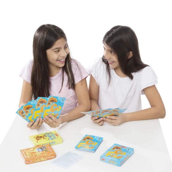 Melissa and Doug Classic Card Game Set-4608