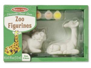 Melissa and Doug Zoo Figurines-0