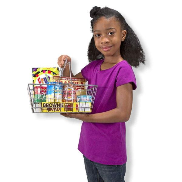 Melissa and Doug Shopping Basket-4670