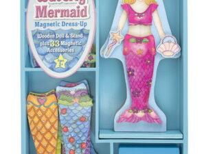 Melissa and Doug Pets Waverly Mermaid Magnetic Dress-0