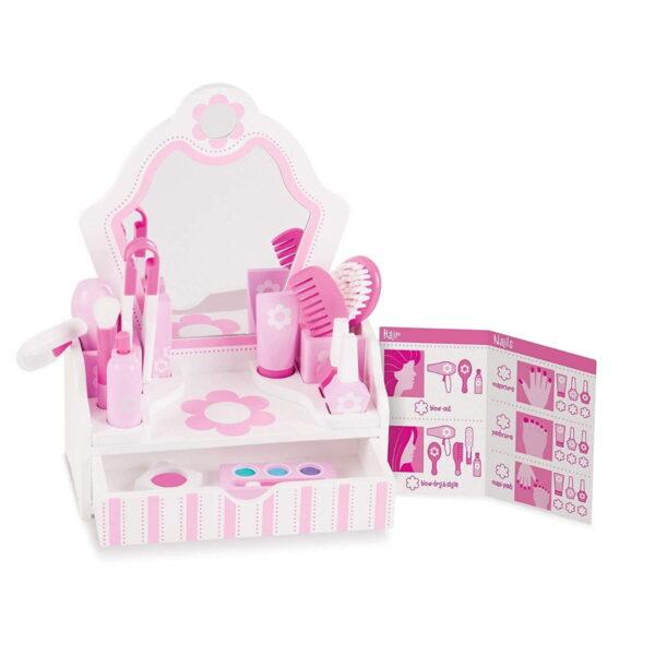 Melissa and doug Beauty Salon Play Set-4486