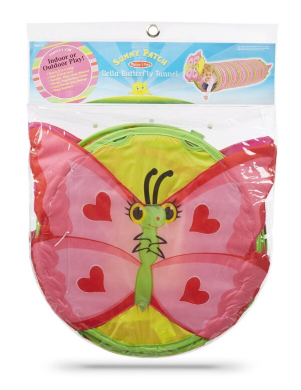 Melissa and Doug Butterfly Tunnel-4709