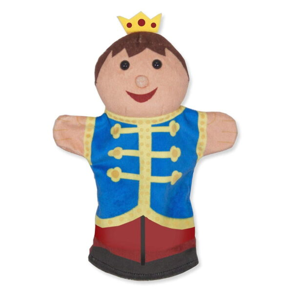 Melissa and Doug Palace Pals Hand Puppets-4871