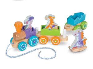 Melissa and Doug First Play Train-0