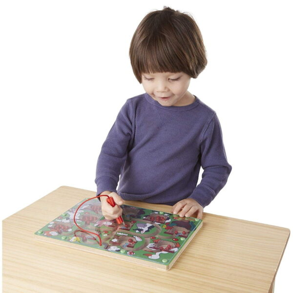 Melissa and Doug Magnetic Number Maze-4432