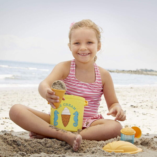 Melissa and Doug Seaside Sand Ice Cream Set-4697