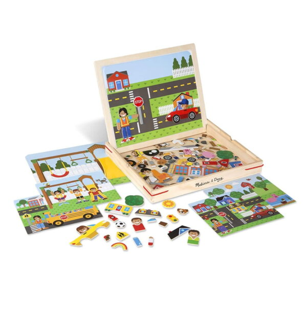 Melissa and Doug Magnetic Picture Game-5009