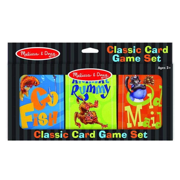 Melissa and Doug Classic Card Game Set-4610