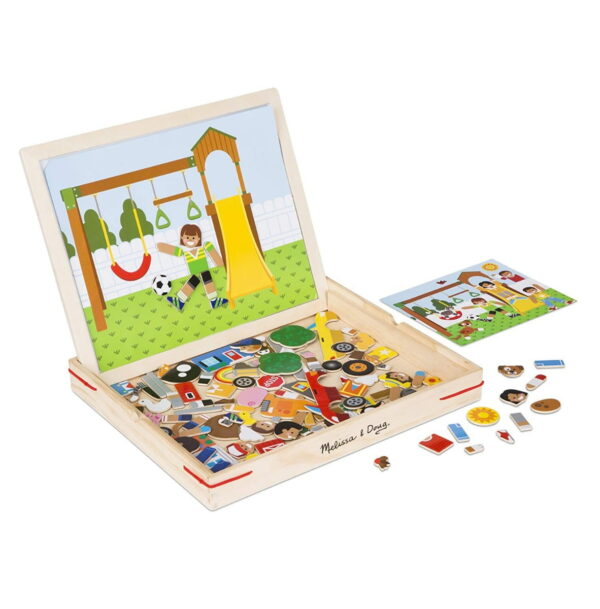 Melissa and Doug Magnetic Picture Game-5010