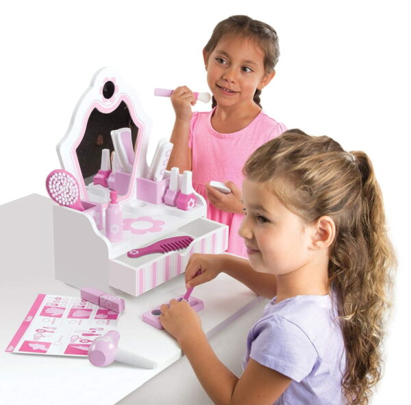 Melissa and doug Beauty Salon Play Set-4488