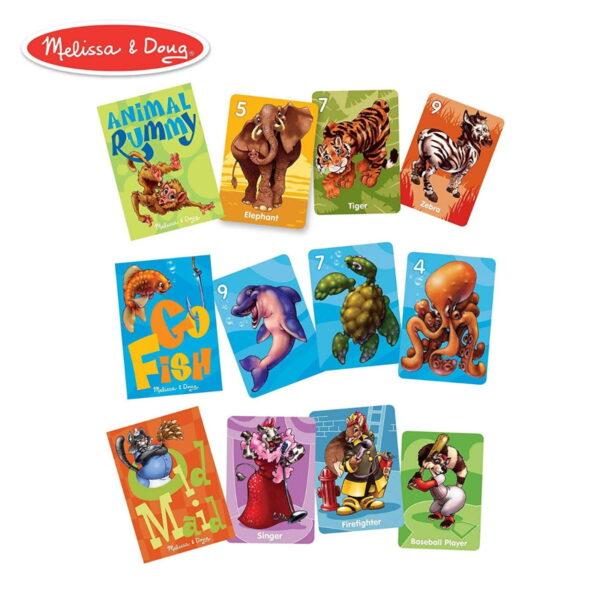 Melissa and Doug Classic Card Game Set-0
