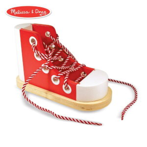 Melissa and Doug Lacing Shoe-0