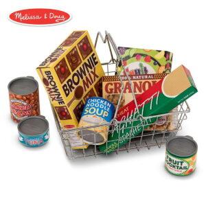 Melissa and Doug Shopping Basket-0
