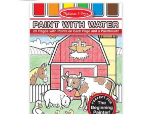 Melissa and Doug Paint With Water Animals-0
