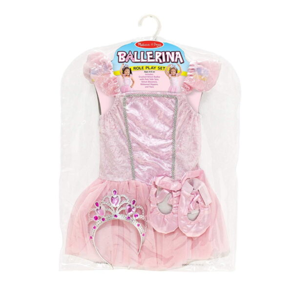 Melissa and Doug Ballerina Costume-4738