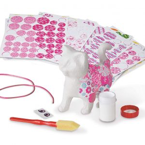 Melissa and Doug Decoupage Made Easy Kitten-0