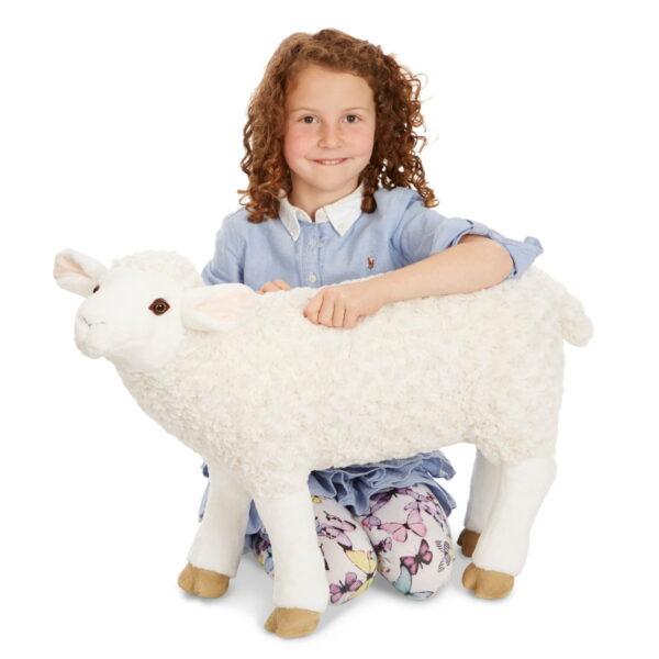 Melissa and Doug Sheep Plush-4726
