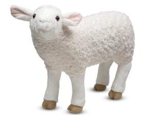 Melissa and Doug Sheep Plush-0