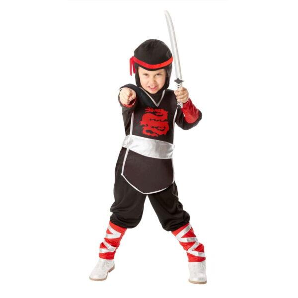 Melissa and Doug Ninja Role Costume-4762