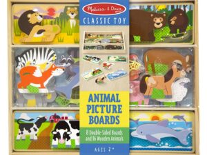 Melissa and Doug Animal Picture Board-0