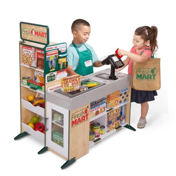 Melissa and Doug Fresh Mart Grocery Companion-4684