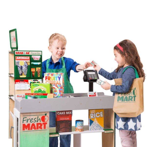 Melissa and Doug Fresh Mart Grocery Store-4937
