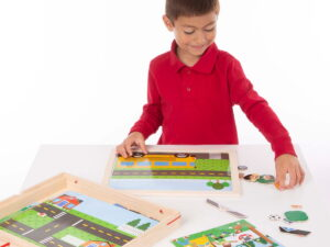 Melissa and Doug Magnetic Picture Game-0