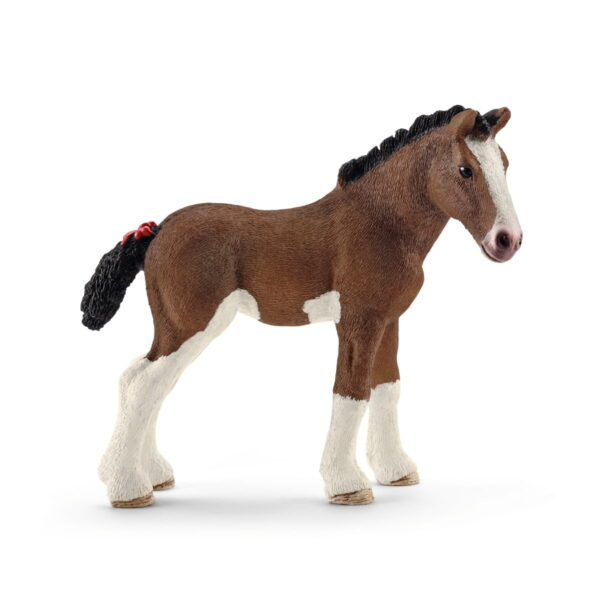 Schleich Clydesdale Foal-0