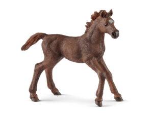 Schleich English Thoroughbred Foal-0