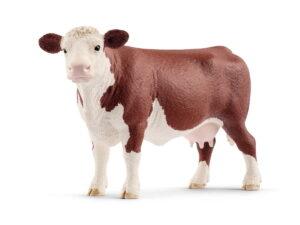 Schleich Hereford Cow-0